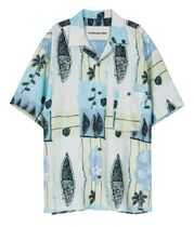 ANDERSSON BELL Shirts Unisex Street Style Printed Shirt Shirts 10
