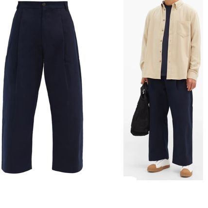 Plain Cotton Pants