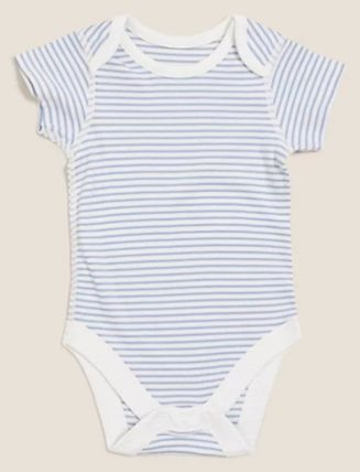Co-ord Unisex Organic Cotton Baby Girl Dresses & Rompers