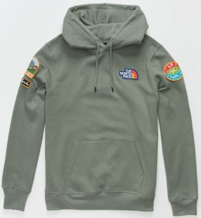 THE NORTH FACE Street Style Logo Outdoor Hoodies