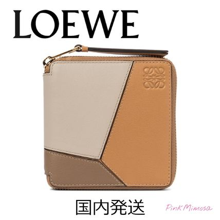 LOEWE PUZZLE Folding Wallets