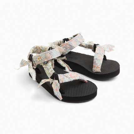 Bonpoint Collaboration Kids Girl Sandals