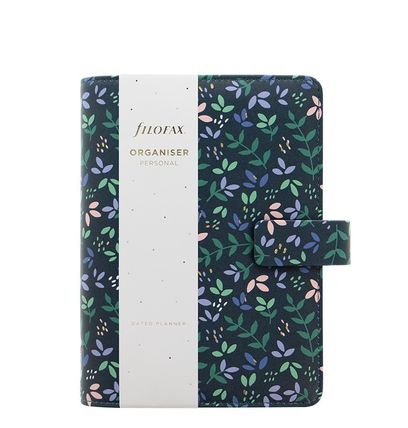Personal-size non-Leather Planner/Garden
