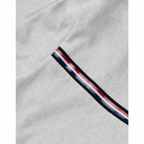MONCLER Sweatshirts Crew Neck Pullovers Street Style Long Sleeves Cotton Logo 4