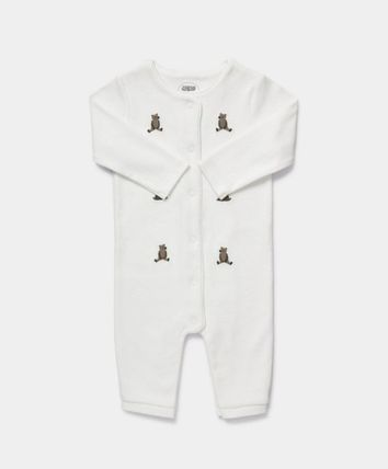 Mamas&Papas Baby Girl Dresses & Rompers Unisex Organic Cotton Baby Girl Dresses & Rompers