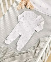 Mamas&Papas Baby Girl Dresses & Rompers Unisex Organic Cotton Baby Girl Dresses & Rompers 4