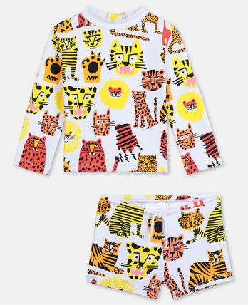 Stella McCartney Baby Boy Swimwear