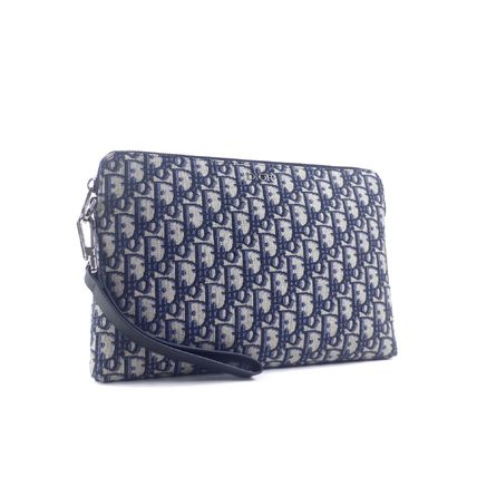 Christian Dior Monogram Canvas Clutches