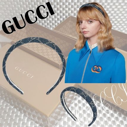 GUCCI Party Style Elegant Style Hair Accessories