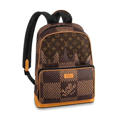 Louis Vuitton DAMIER Campus Backpack