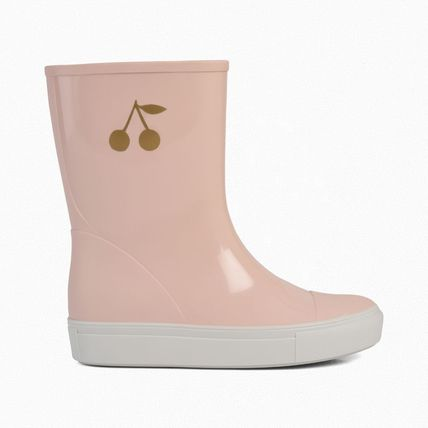 Bonpoint Collaboration Kids Girl Rain Shoes