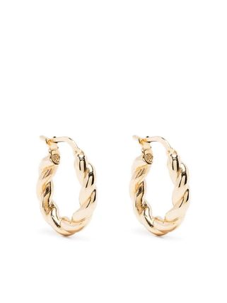 BOTTEGA VENETA Elegant Style Earrings
