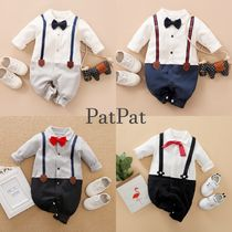 PatPat Co-ord Bridal Baby Boy Bodysuits & Rompers