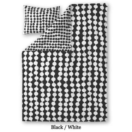 Dots Unisex Pillowcases Comforter Covers Geometric Patterns