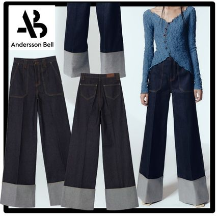 ANDERSSON BELL Street Style Jeans