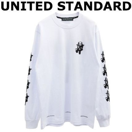 The United Standard More T-Shirts Street Style Cotton T-Shirts