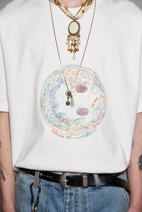 ANDERSSON BELL More T-Shirts Unisex Street Style Cotton Short Sleeves Oversized T-Shirts 3