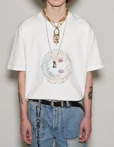ANDERSSON BELL More T-Shirts Unisex Street Style Cotton Short Sleeves Oversized T-Shirts 4