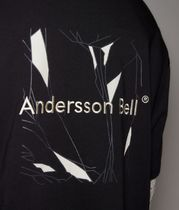 ANDERSSON BELL More T-Shirts Unisex Street Style Cotton Short Sleeves Oversized 4