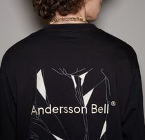 ANDERSSON BELL More T-Shirts Unisex Street Style Cotton Short Sleeves Oversized 6