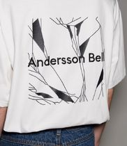 ANDERSSON BELL More T-Shirts Unisex Street Style Cotton Short Sleeves Oversized 14