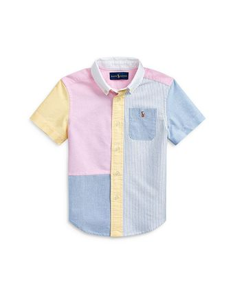 Ralph Lauren Street Style Kids Boy Tops