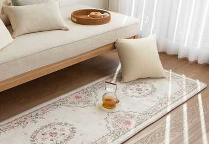 Flower Patterns Collaboration Carpets & Rugs