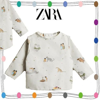 ZARA Baby Boy Bibs & Burp Cloths