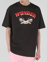 WONDER VISITOR More T-Shirts Unisex Street Style Graphic Prints T-Shirts 5