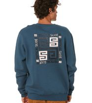 TCSS Pullovers Long Sleeves Plain Cotton Surf Style Sweatshirts