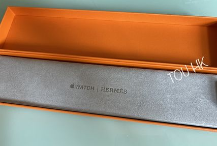 Apple Watch Hermes - Swift Leather Single Tour