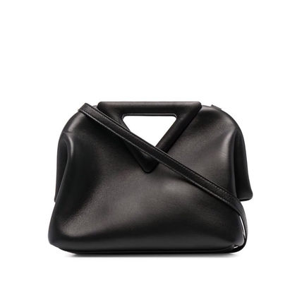 BOTTEGA VENETA 2WAY Leather Shoulder Bags