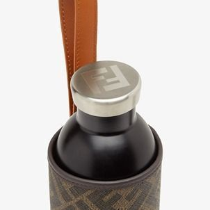 FENDI 2 Colors Bottle Holders