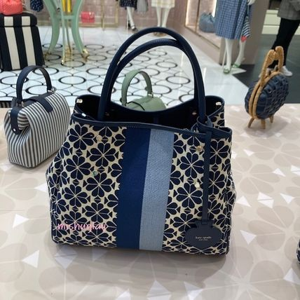 kate spade new york Flower Patterns Elegant Style Totes