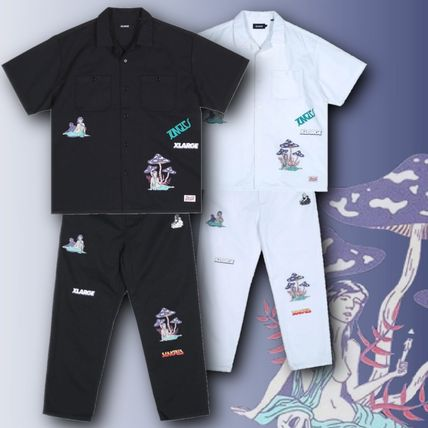 Street Style Collaboration Matching Sets Two-Piece Sets