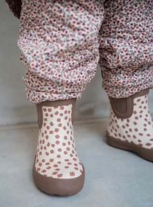 Konges Slojd Kids Girl Rain Shoes