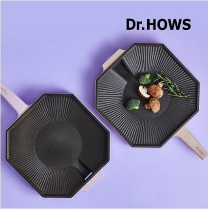 Dr.HOWS Unisex Icy Color Cookware & Bakeware