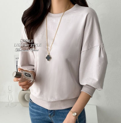 Puff Sleeves T-Shirts