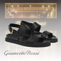 Gianvito Rossi Casual Style Leather Elegant Style Sandals