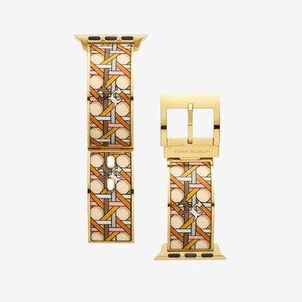 Tory Burch Casual Style Apple Watch Belt Watches