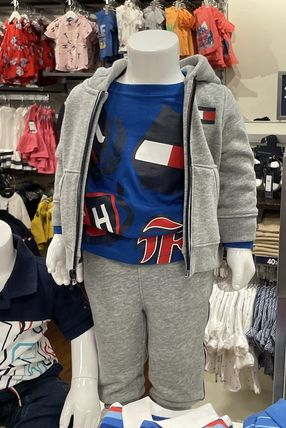 Tommy Hilfiger Co-ord Street Style Baby Boy Outerwear