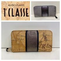 PRIMA CLASSE Other Animal Patterns Leather Long Wallet  Long Wallets