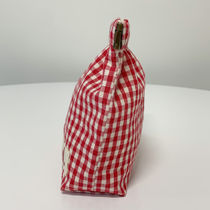 Ossl Pouches & Cosmetic Bags Gingham Pouches & Cosmetic Bags 5