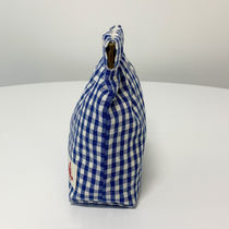 Ossl Pouches & Cosmetic Bags Gingham Pouches & Cosmetic Bags 7