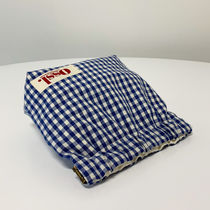 Ossl Pouches & Cosmetic Bags Gingham Pouches & Cosmetic Bags 8