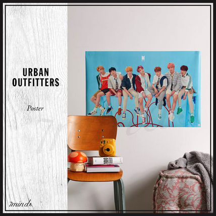 Urban Outfitters Unisex Music Merchandise
