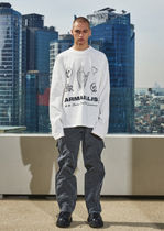 OVERR T-Shirts Street Style Long Sleeves Long Sleeve T-shirt T-Shirts 4