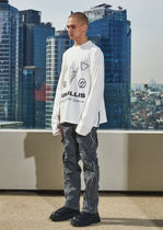 OVERR T-Shirts Street Style Long Sleeves Long Sleeve T-shirt T-Shirts 5
