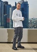 OVERR T-Shirts Street Style Long Sleeves Long Sleeve T-shirt T-Shirts 8