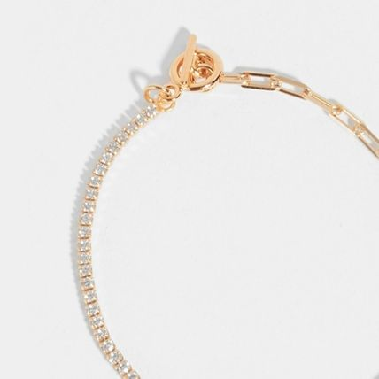 Chain 18K Gold With Jewels Bridal Bracelets